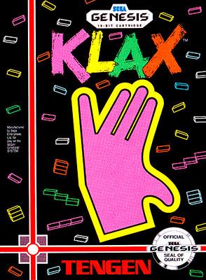 klax_megadrive_cover