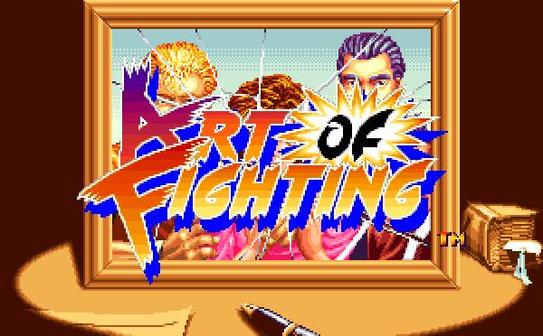 Art Of Fighting Los Titanes De La Lucha Pixelmaniacos