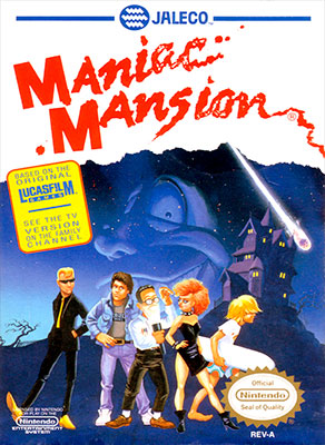 maniacmansion_nes_cover