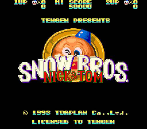 snowbros_md_intro