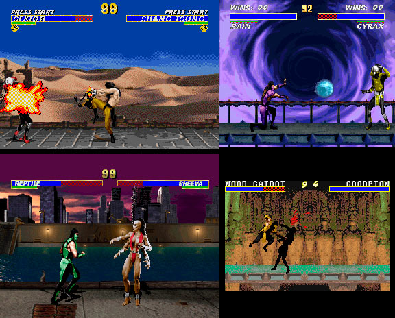 ultimatemortalkombat3_versiones